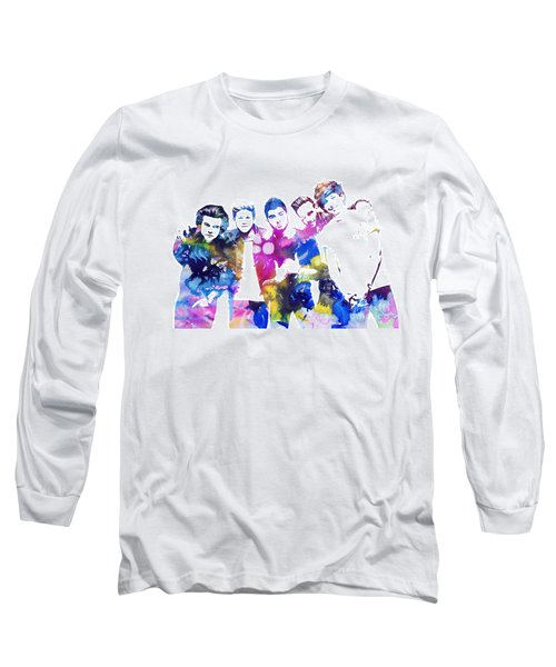 One Direction Long Sleeve T-Shirt