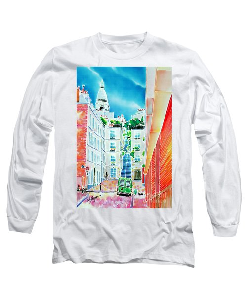 Passage Cottin Long Sleeve T-Shirt