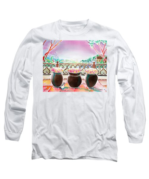 Prelude To The Night Long Sleeve T-Shirt