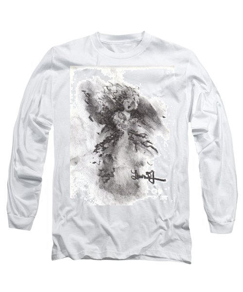 Rapture Of Peace Long Sleeve T-Shirt