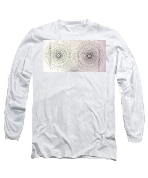 Relativity Long Sleeve T-Shirt by Jason Padgett