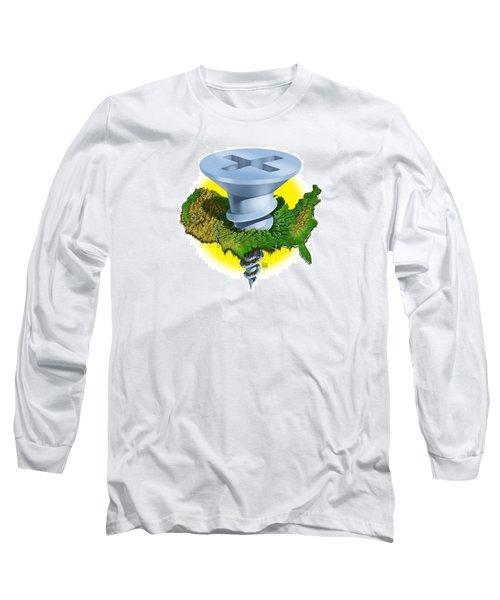 Screwed Long Sleeve T-Shirt