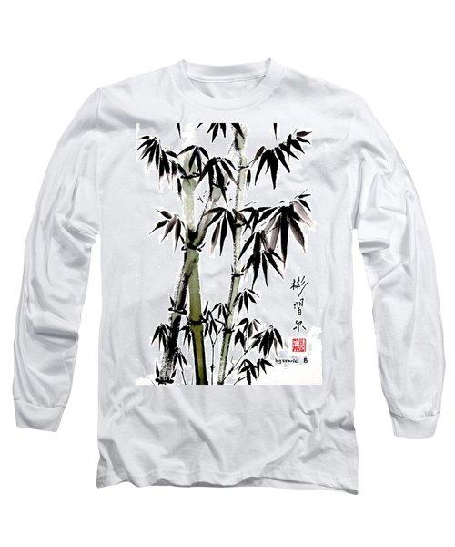 Simple Grace Long Sleeve T-Shirt by Bill Searle