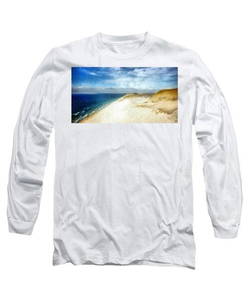 Sleeping Bear Dunes National Lakeshore Long Sleeve T-Shirt