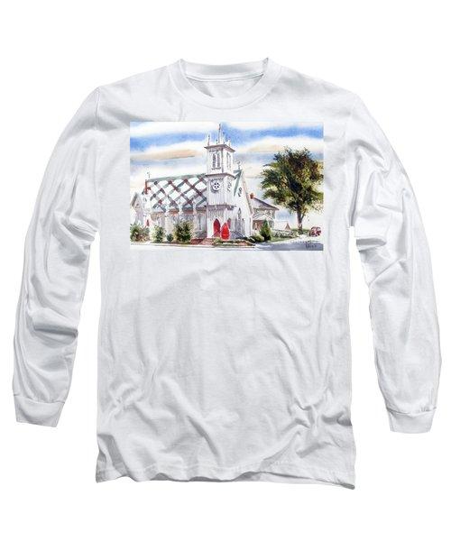 St Pauls Episcopal Church  Long Sleeve T-Shirt