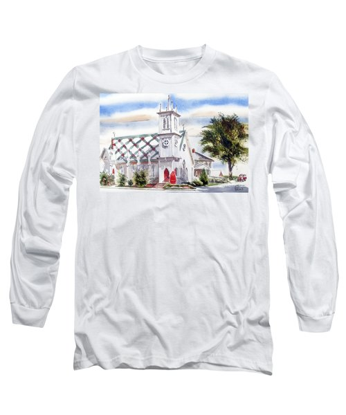 St Pauls Episcopal Church  Long Sleeve T-Shirt