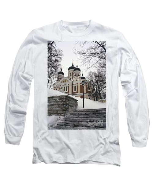 Tallinn Estonia Long Sleeve T-Shirt