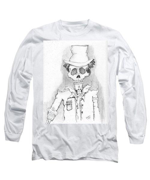 The Dealer Long Sleeve T-Shirt by Dan Twyman