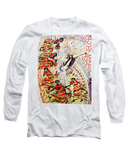 The Five Wise Virgins Long Sleeve T-Shirt