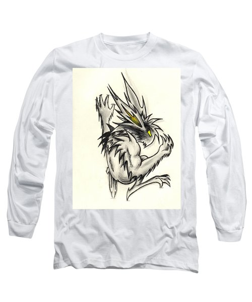 The Gargunny Long Sleeve T-Shirt by Shawn Dall