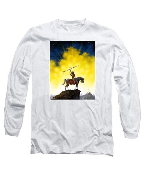 The Signal Long Sleeve T-Shirt by Scott Ross