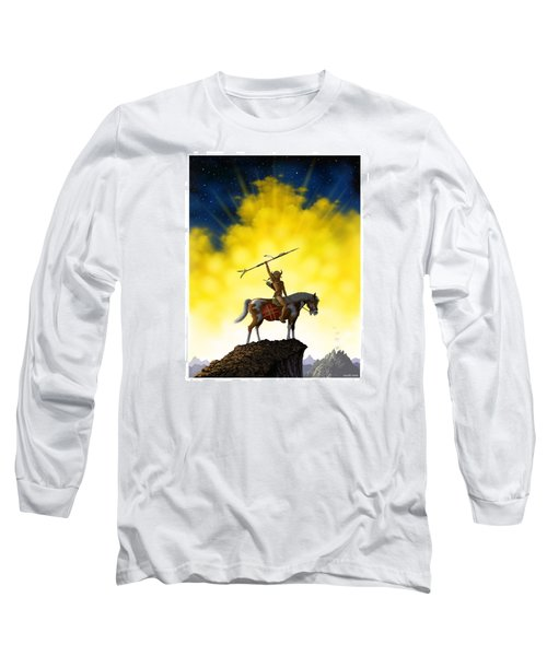 The Signal Long Sleeve T-Shirt