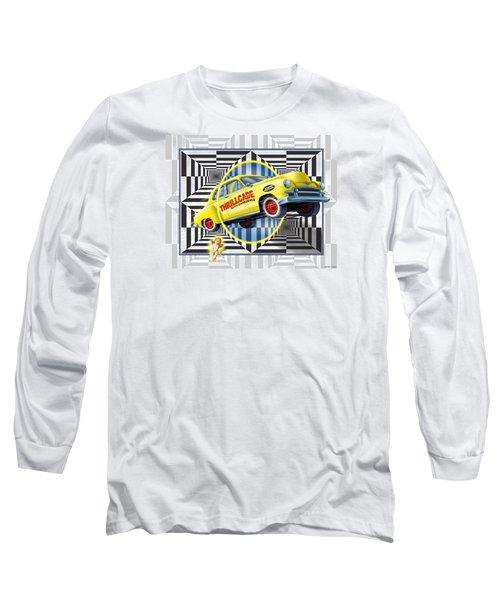 Thrillcade Long Sleeve T-Shirt by Scott Ross
