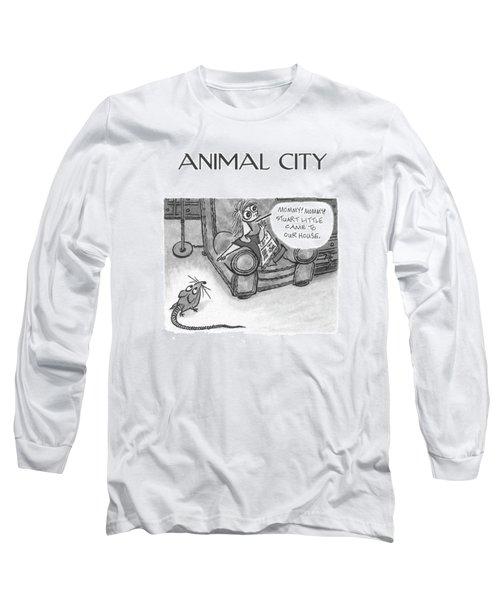New Yorker June 5th, 2000 Long Sleeve T-Shirt