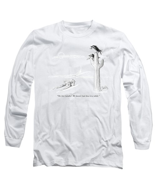 Love Handles Long Sleeve T-Shirt