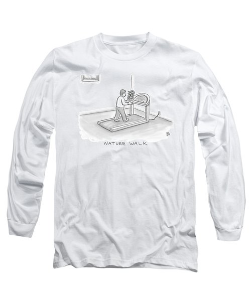New Yorker November 7th, 2016 Long Sleeve T-Shirt