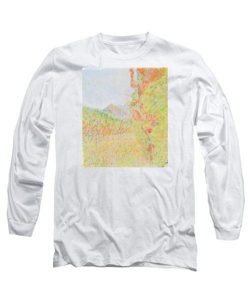 California Vineyard Long Sleeve T-Shirt