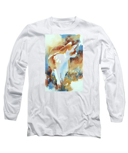 2004 Cat On The Prowl  I  Long Sleeve T-Shirt