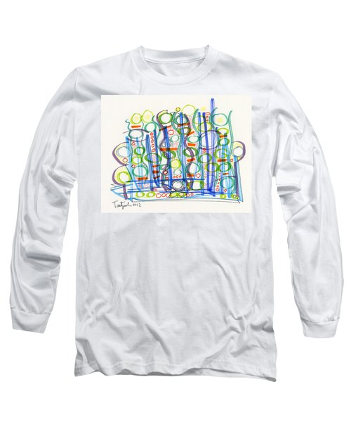 2012 Drawing #29 Long Sleeve T-Shirt