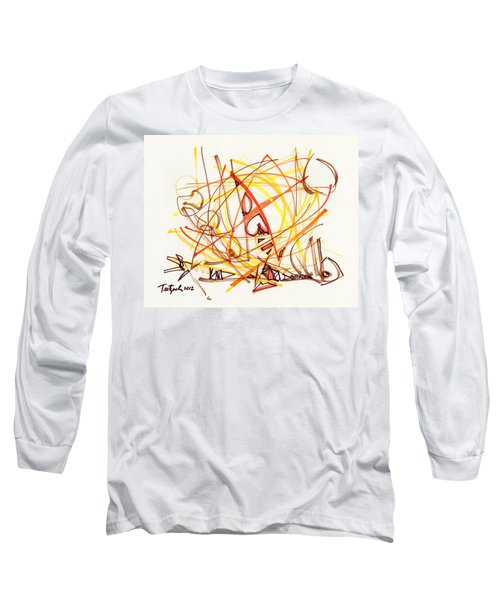 2012 Drawing #31 Long Sleeve T-Shirt