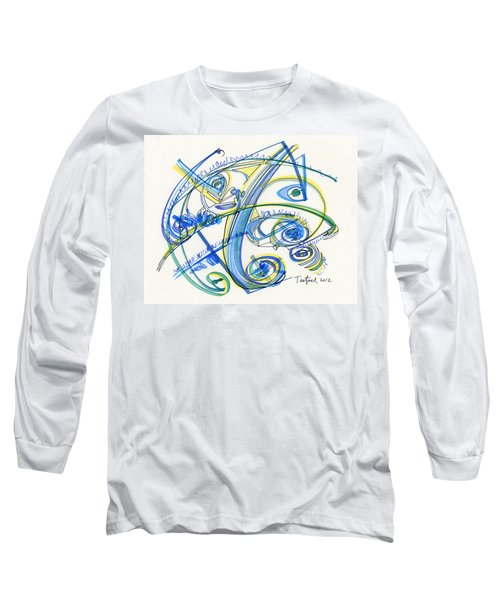 2012 Drawing #33 Long Sleeve T-Shirt