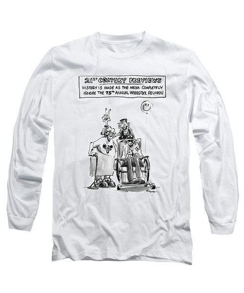 21st Century Previews Long Sleeve T-Shirt