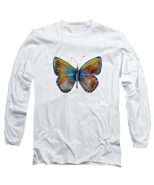 22 Clue Butterfly Long Sleeve T-Shirt