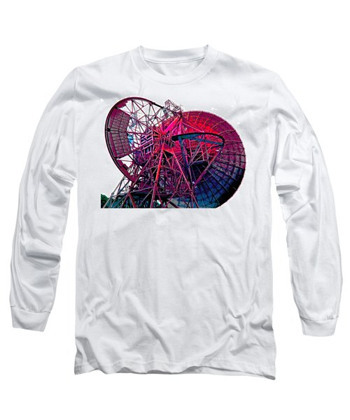 26 East Antenna Abstract 4 Long Sleeve T-Shirt