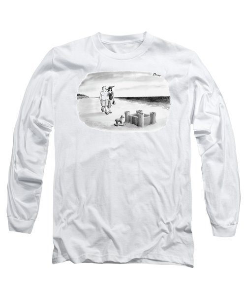 New Yorker June 12th, 2006 Long Sleeve T-Shirt