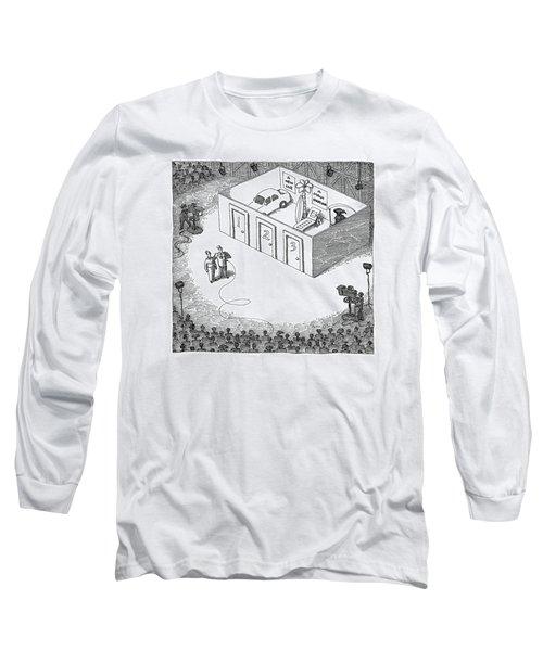 New Yorker September 26th, 2005 Long Sleeve T-Shirt