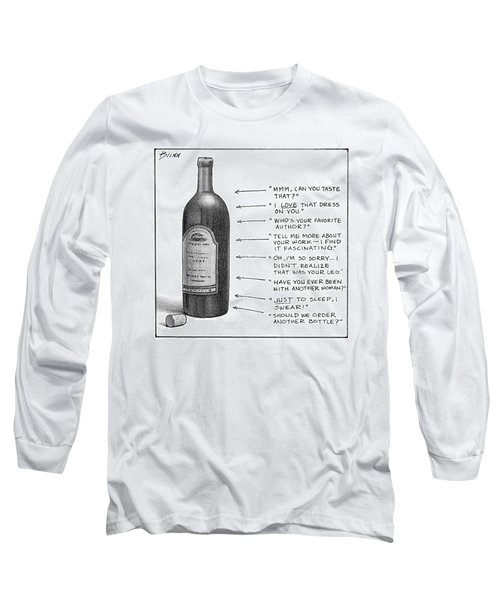 New Yorker February 19th, 2007 Long Sleeve T-Shirt
