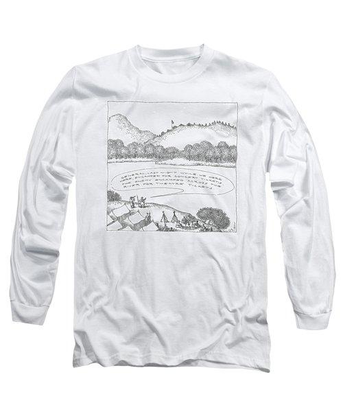 New Yorker August 22nd, 2005 Long Sleeve T-Shirt