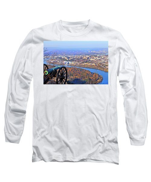 Chattanooga In Autumn Long Sleeve T-Shirt