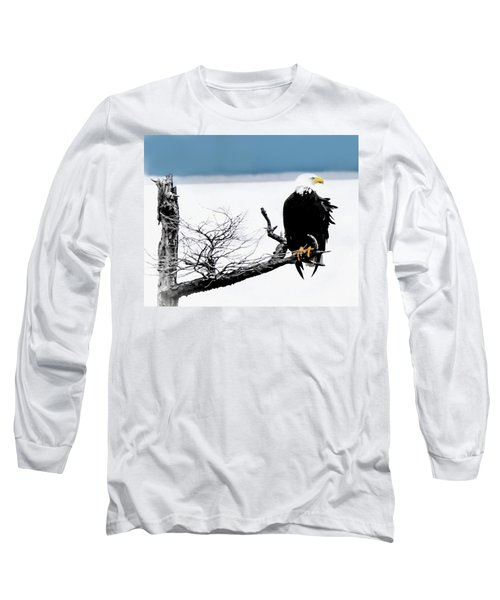 Elegance In The Morning Long Sleeve T-Shirt