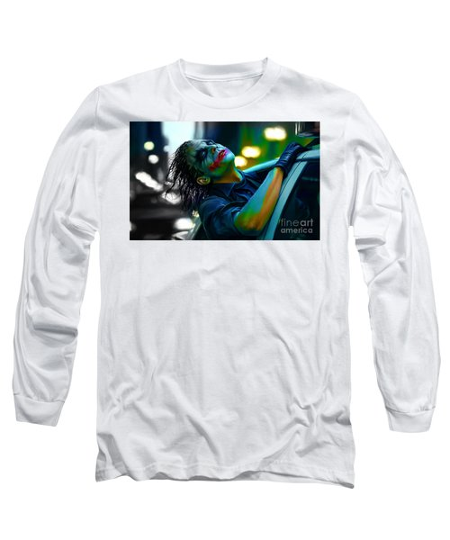 Heath Ledger Long Sleeve T-Shirt