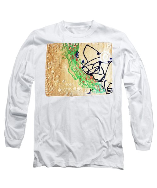 Mama Dinka - South Sudan Long Sleeve T-Shirt