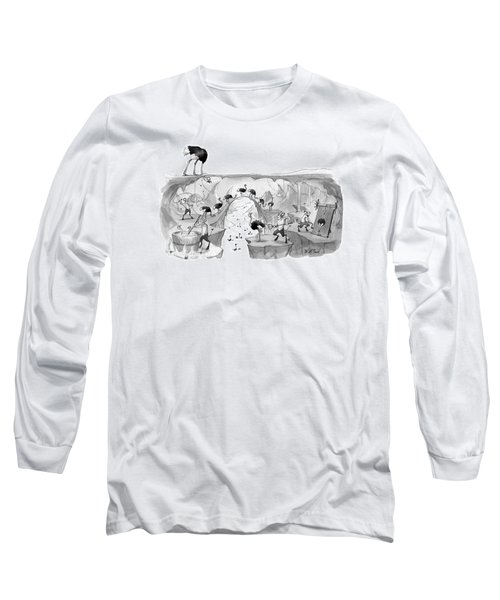 New Yorker October 31st, 2016 Long Sleeve T-Shirt
