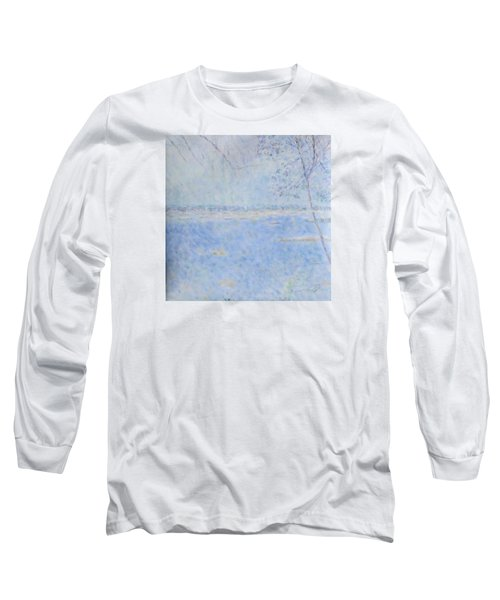 Water Of Les Iles De Lerins France Long Sleeve T-Shirt