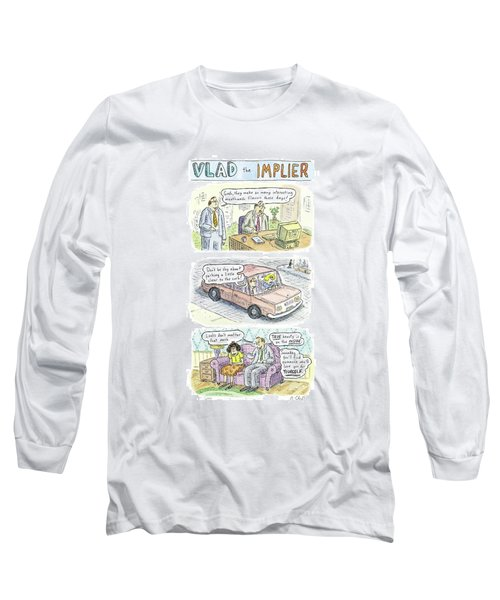 New Yorker May 19th, 2008 Long Sleeve T-Shirt