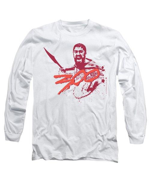 300 - Logo Long Sleeve T-Shirt