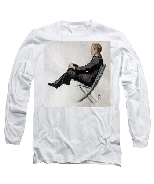 Gatsby Study 2 Long Sleeve T-Shirt