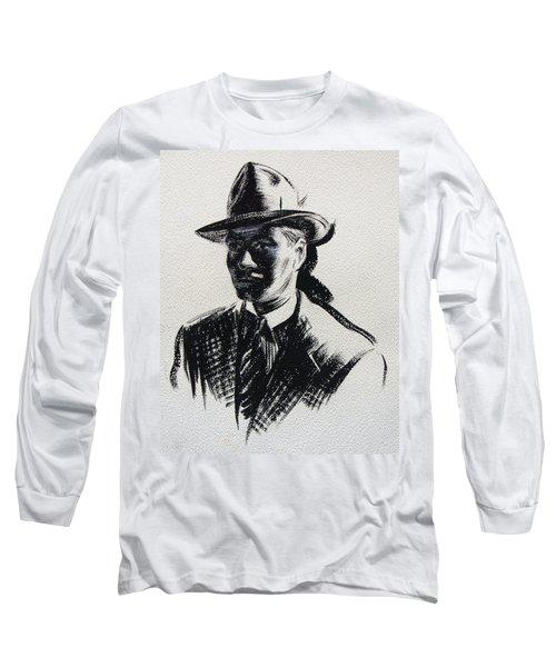 Secret Agent Study 3 Long Sleeve T-Shirt