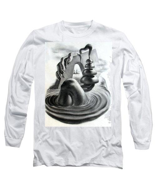 Phantom Object Long Sleeve T-Shirt
