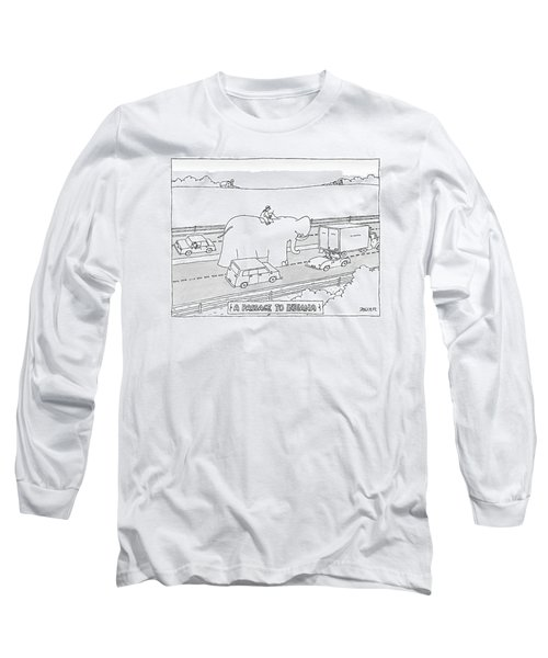 Passage To Indiana Long Sleeve T-Shirt