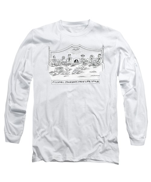 New Yorker July 4th, 2005 Long Sleeve T-Shirt