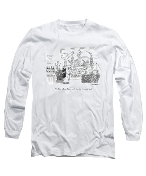 In High School Long Sleeve T-Shirt