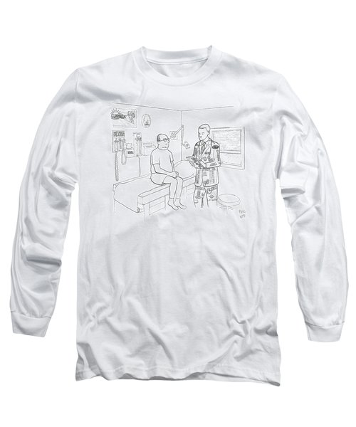 New Yorker July 7th, 2008 Long Sleeve T-Shirt