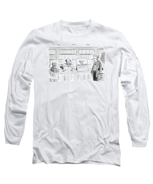 New Yorker February 14th, 2005 Long Sleeve T-Shirt
