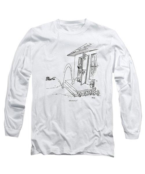 Abstinence! Long Sleeve T-Shirt