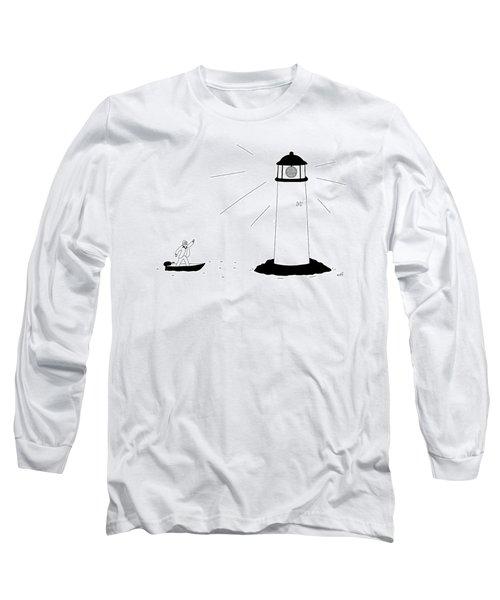 New Yorker September 19th, 2016 Long Sleeve T-Shirt